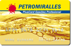 PlusCard Gasóleo Profesional