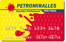 Gasóleo Profesional PREPAGO