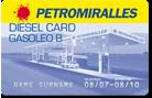 Karta Diesel Card B