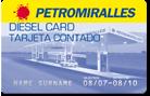 Diesel Card Comptant