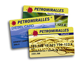 Tarjetas carburante