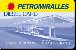 Diesel Card - Кредитная