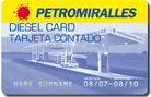 Diesel Card Tarxeta Contado
