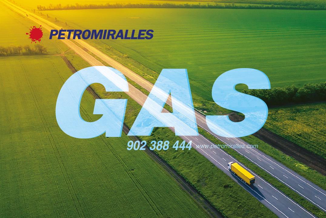 Petromiralles GAZ